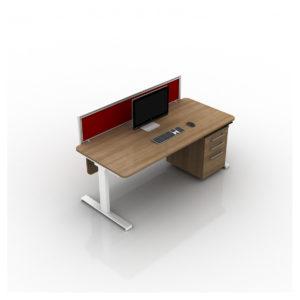 Move desk