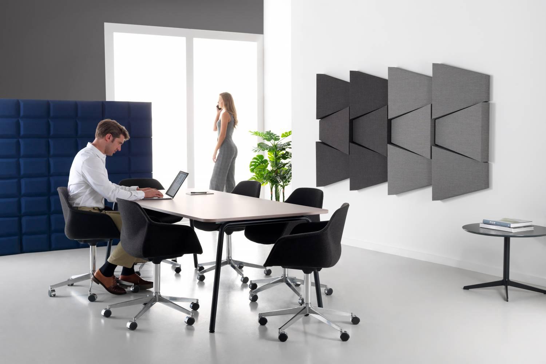 Positive Sound Tessellate Fresh Office Ideas